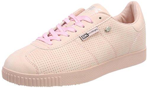 Soft British Donna Pink Pink Point Pink Sneaker Soft Knights 6PTpqPx0