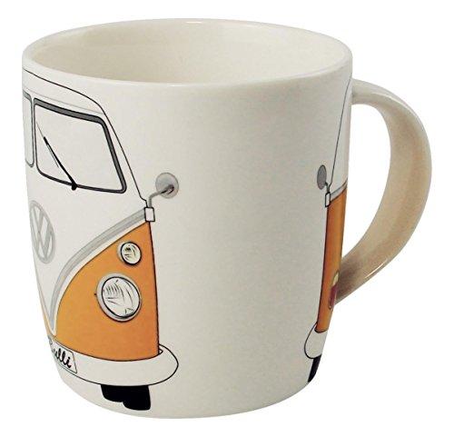 VW Collection by BRISA Tazza, motivo: VW Transporter, arancione