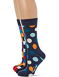 Happy Socks Giftbox Nouvelle Collection SS 2017 taille UK 7-11 (EUR 41-46)