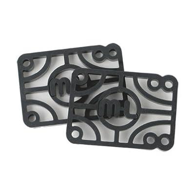 Mini Logo Skateboard Riser Pads - 1/4 by Mini-Logo