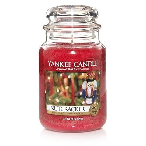 Yankee Candle 'American Treasures' Festive Fragranced Large Jar Candle (Nutcracker)