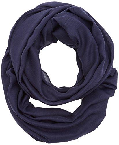 ESPRIT Accessoires Damen Schal 997EA1Q803, Blau (Navy 400), One Size