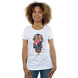 Marvel mujer Thor Ragnarok Character Totem Camiseta X-Large Blanco