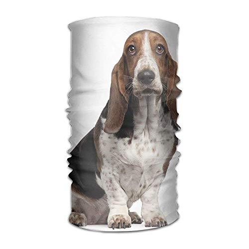 Yuerb Sturmhauben Magic Headwear Basset Hound Dog Outdoor -