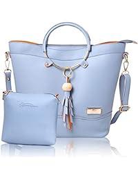 9ba3c5f243 Shining Star Women s Handbag and Shoulder Bag with Sling Bag Combo ST-001