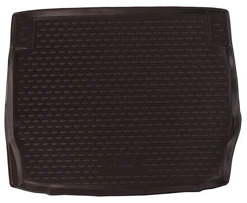 SIXTOL Auto Kofferraumschutz für den BMW 1-er (f20) - Maßgeschneiderte antirutsch Kofferraumwanne für den sicheren Transport von Einkauf, Gepäck und Haustier