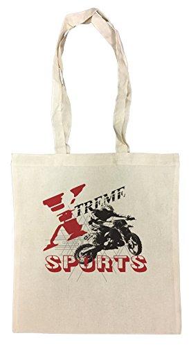 Erido Xtreme Sports Einkaufstasche Wiederverwendbar Strand Baumwoll Shopping Bag Beach Reusable -