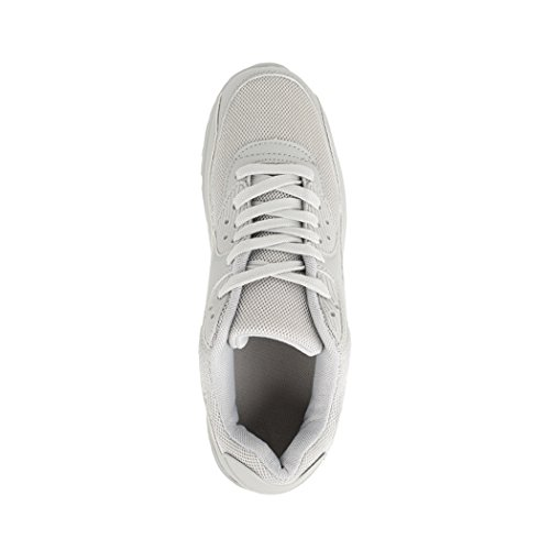 Sneakers beige per donna Elara fD16kPF