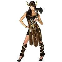 Disfraz Vikinga mujer adulto para Carnaval (L)
