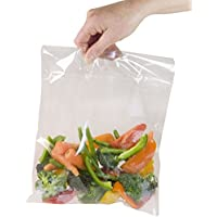 Toastabags Microwave Standard Steam Bags, Transparent, Pack of 100