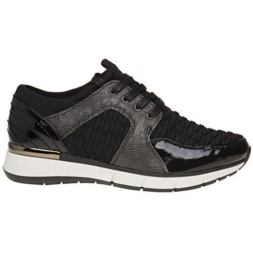 Marco Tozzi 23726 Donna Sneaker Nero Nero