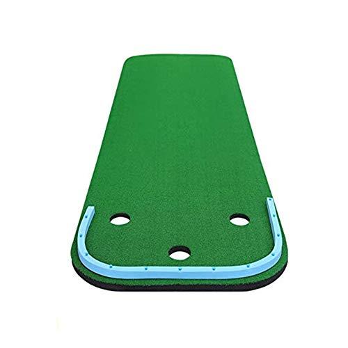 KSW_KKW Indoor & Outdoor Praxis Greens  Mats for Haus und Büro  Tragbarer Golfing Ziel Zubehör  Alignment Sticks (类别 Category : Without Putter)