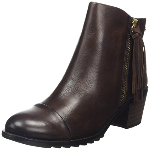 PikolinosAndorra 913_i16 - Stivaletti donna, Marrone (Brown (Olmo)), 8 UK - 10.5-11 US - 41 EU