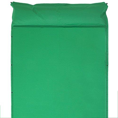 Couverture de pique-nique Gonflable Pad de couchage pour augmenter l'épaississement étanche à l'humidité Pad Tente Coussin de couchage Coussin de plein air Camping Mat 190 cm * 158 cm Pique-nique