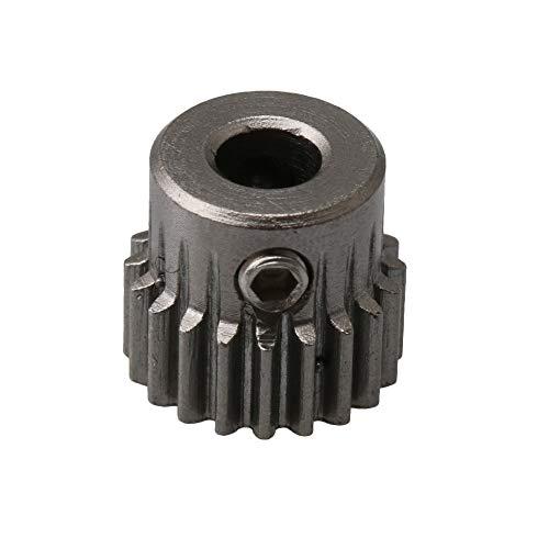 11x11mm 45# stahl 0,5 modul 20 zähne metall motor ritzel 4mm bohrung für rc modell mikrogenerator kleine maschinen -
