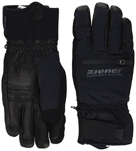 Ziener Xult, Handschuhe Herren S Schwarz Preisvergleich