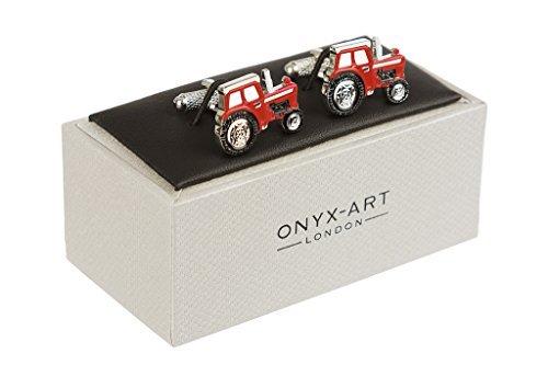 farm-gemelos-de-tractor-varios-colores-disponibles-rojo-azul-verde-y-plata-rosso-talla-unica