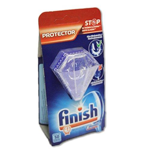 Calgonit Finish Protector/ Dual Protection/ Anti Glaskorrosion & Dekorverblassen/ bewahrt den Glanz/ 30g