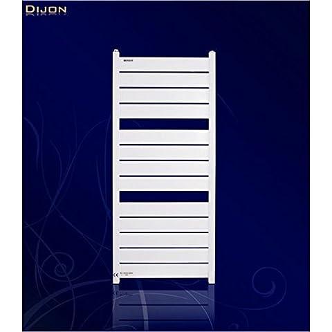 Eléctrico baño Radiador Dijon Incluye Botones notebook ktx2, disponible en diferentes alturas y amplia, Eléctrico, de alta calidad, toallero