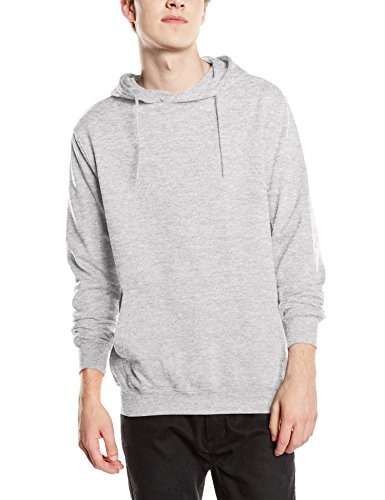 Stedman Apparel Herren Kapuzenpullover Grau - Grey heather