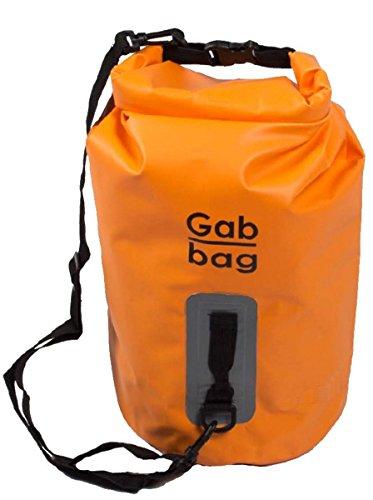 Dry Gabbag - Wasserdichte Tasche - 15L - Gelb