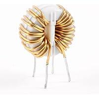 DealMux toroide Core Co mmon Modo Inductor del estrangulador, 2MH, 50 m Ohm, 1.5A Coil
