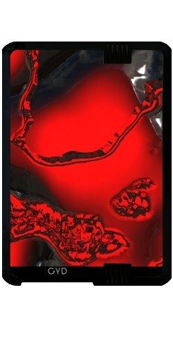"Custodia Kindle Fire HD 7"" (2012 Version) - Arte Astratta 11 by More colors in life"