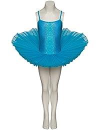 Turquoise Blue Star Print Dance Ballet Leotard Tutu Childs Ladies Sizes By Katz Dancewear