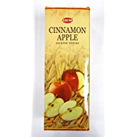 Hem Räucherstäbchen, Cinnamon apple-box ca. 120 Stück preisvergleich bei billige-tabletten.eu
