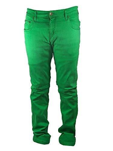 9ca2652c Georgio Peviani - Jeans - Straight Leg - Homme - Vert - 36