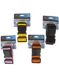 """2m XL Sangles à bagage """"compatible avec tous les cas–Choix de 4couleurs disponibles"""