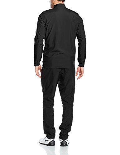 Nike Herren Academy 16 Knit Tracksuit Trainingsanzug Schwarz