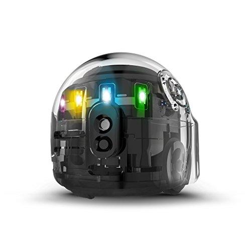 Ozobot–Programmierbarer Roboter bildend und Kinder, schwarz, 24x 11x 10cm (oz-evo-Black)