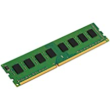 Kingston KCP316ND8/8 - Memoria RAM para ordenador de sobremesa de 8 GB (1600 MHz, DDR3, 1.5V, CL11, 240-pin UDIMM)