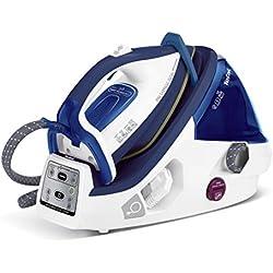 Tefal Pro Express Total GV8960 Dampfbügelstation (2.200 W, 6,0 Bar, Variabler Dampf 0-120 g/min., Dampfstoß 340 g/min., automatische Abschaltung) blau
