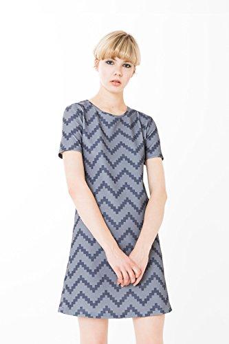 KLING Damen Kleid Blau