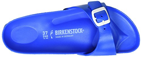 Birkenstock Classic Madrid Eva, Mules Bleu (Scuba Blue)