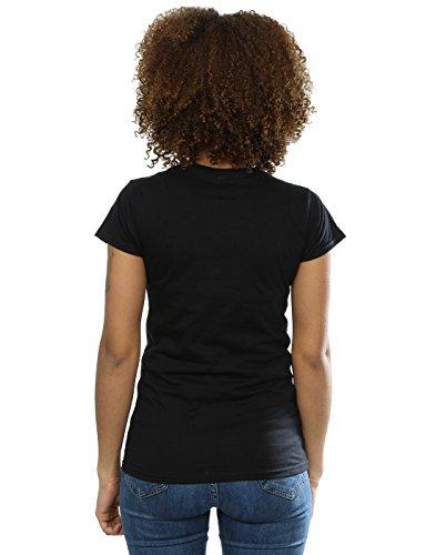 Notorious BIG Femme Biggie Dream Crown T-Shirt Noir