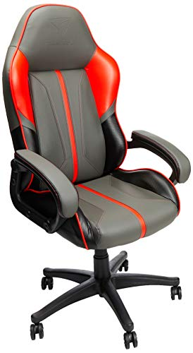 ThunderX3 BC1 BOSS, silla gaming tecnología AIR, color rojo fuego