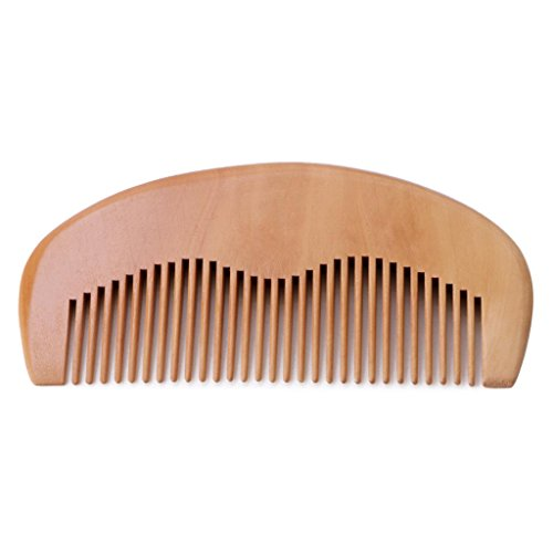 KaiDeng Peigne à Cheveux, Natural Wood Paddle Brush Wooden Hair Care Spa Massage Comb Anti-static Comb Hairdressing