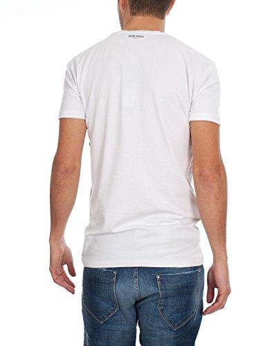 Antony Morato Herren T-Shirt Weiß