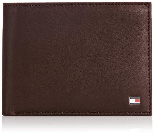 Tommy Hilfiger ETON CC COIN POCKET BM56923207 Herren Geldbörsen 14x10x2 cm (B x H x T) Braun (BROWN 204)