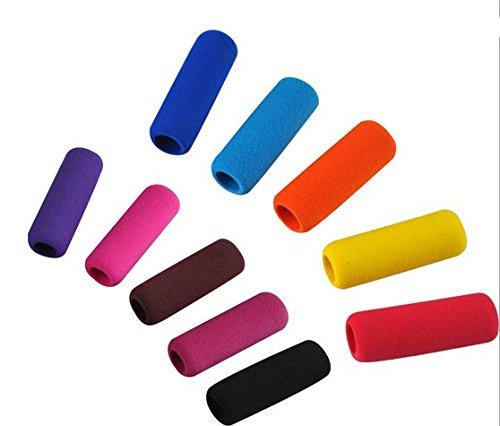 universal-skid-foam-pencil-grips-de-finger-protected-mix-color-pack-of-10