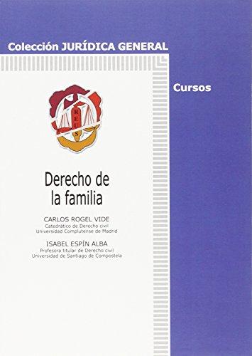 Derecho de la familia (Jurídica General-Cursos)