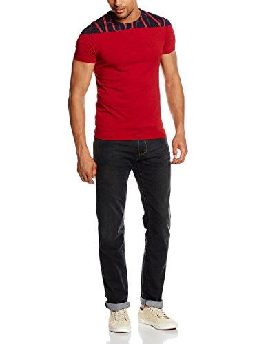 Armani Jeans grau Regular Fit Denim Jeans elastisch Schwarz