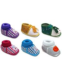 01364785171 Tavish 3-10 Months Baby Shoes with Anti-Slip Sole Suitable for Both boy