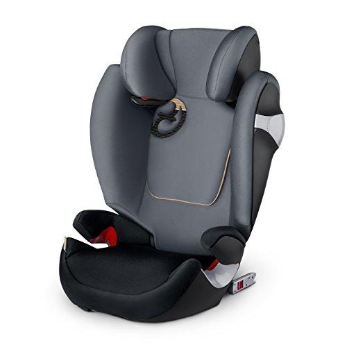 Preisvergleich Produktbild Cybex Lösung m-fix Autositz graphit schwarz