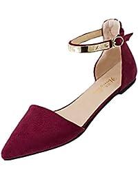 Damen Einzelne Schuhe Sunday Frauen Damen Slip On Slider Solide Faux Flock Flachen Slipper Flip Flop Einzelne...