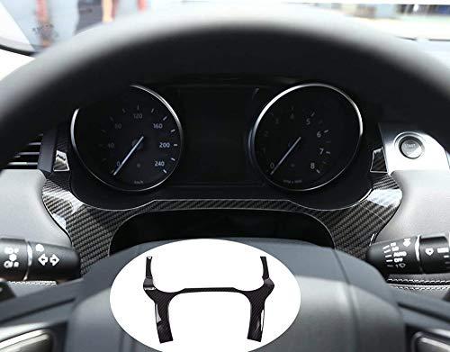 TOOGOO Garniture De Cadre D/évent De Climatisation De Centre en Abs De Type De Fibre De Carbone pour BMW X5 E70 2008-2013 Accessoires