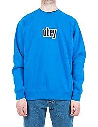 Obey Motion Crew Felpa UOMO